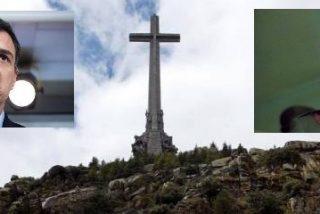 """La familia Franco y los monjes dejan como mentiroso al Gobierno Sánchez : """"No han hablado con nosotros para exhumar los restos"""""""