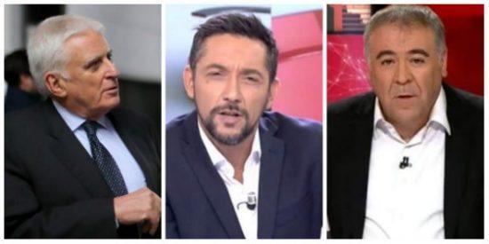 Vasile deja herida a Cuatro con la vergonzosa cancelación de 'Las Mañanas' y deja vía libre a Ferreras