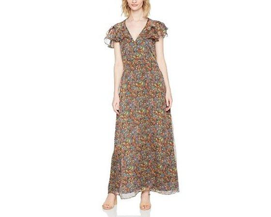 vestidos largos o maxivestidos