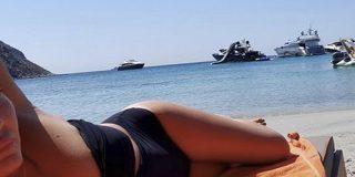 ¿Sabes dónde comprar este bañador que luce Vicky Martín Berrocal en instagram?