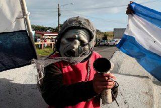 """Francisco pide que en Nicaragua """"cese toda violencia y se evite un inútil derramamiento de sangre"""""""