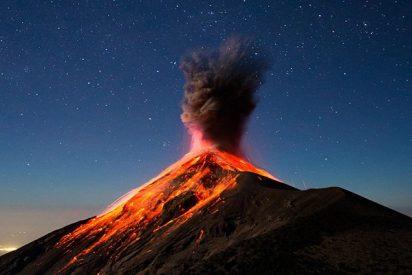 El feroz volcán de Fuego deja parte de Guatemala en cenizas