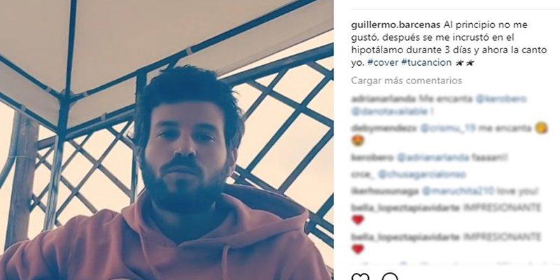 Willy Bárcenas versiona 'Tu canción' con un mensaje que no te debes perder