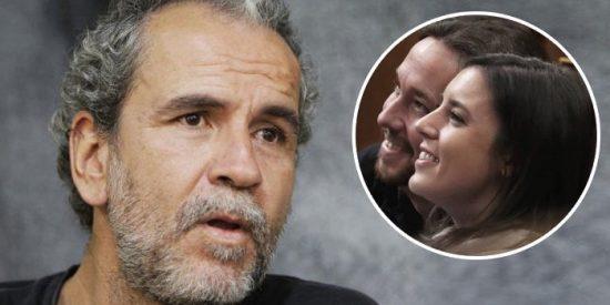 La patada en el culo del traicionado Willy Toledo a Irene Montero por mentirosa y arribista