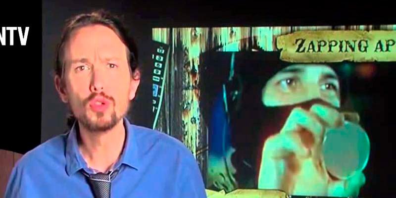 ¿Sabías que Pablo Iglesias se pegó un viaje de postín a México con una beca de la Complutense?