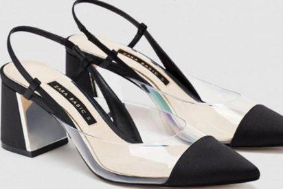 Estos son los zapatos de 550€ que puedes comprar en Zara por solo 35