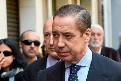 Eduardo Zaplana tiene que ser asistido en el hospital 13 días después de ingresar en prisión