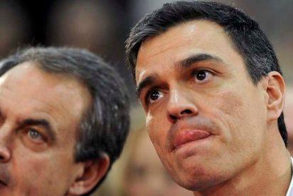 Abrocharos los cinturones, porque Pedro Sánchez va a hacer bueno el desastre de Zapatero