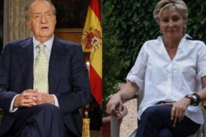 Sol Bacharach es la empresaria valenciana a la que la bocazas Corinna señala como amante de don Juan Carlos