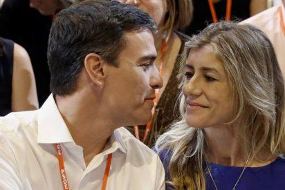 El vídeo que saca los colores a la mentirosa mujer de Pedro Sánchez y pone negro a su marido