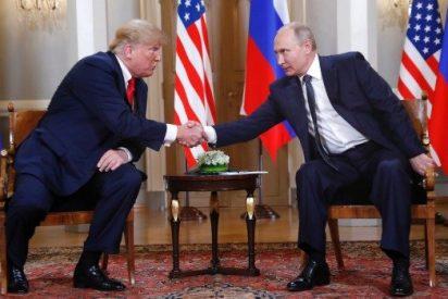 """Donald Trump: """"Llevarse bien con Rusia no es malo"""""""