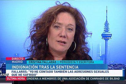 Cristina Fallarás sufre un sofocón al enterarse que RTVE no le pagará el sueldazo que esperaba