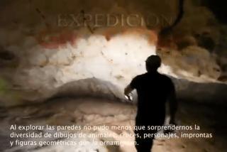 Descubren una nueva cueva con interesantes pinturas rupestres en Yucatán