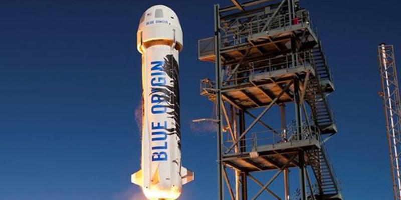 Blue Origin: Un piloto de 18 años se convertirá en el astronauta más joven de la historia