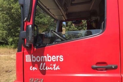 Bomberos catalanes organizan un cuerpo armado y violento contra los españoles