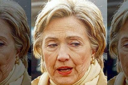 El desmayo de Hillary Clinton tras abandonar la ceremonia del 11-S