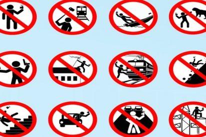 Selfie: queda colgada de un cable de alta tensión cuando intentaba hacerse una foto