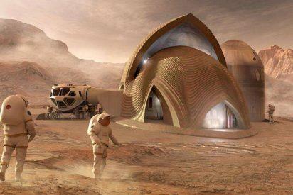 La NASA elige las 5 mejores 'casas' para vivir en Marte