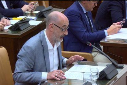 Félix Álvarez 'Felisuco' se cachondea en el Congreso de la 'aberración' del lenguaje inclusivo