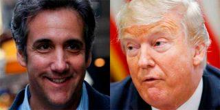 El traidor abogado de Trump le grabó discutiendo sobre el pago a la exmodelo de 'Playboy' que se beneficiaba