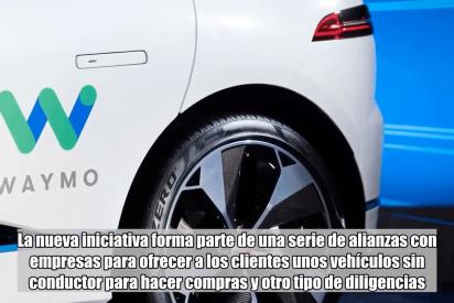 ¡Los coches autónomos de Google te llevarán a hacer la compra!
