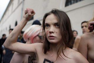La nota de suicidio que ha dejado Shachko, joven cofundadora de Femen