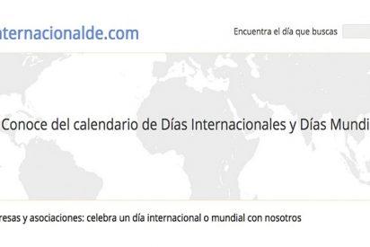 Agenda Días Internacionales