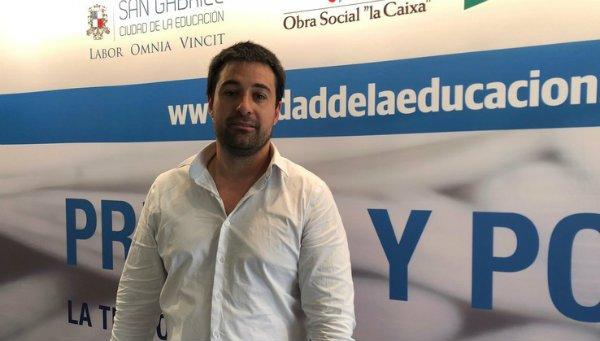 """Alberto Palomo-Lozano: """"En ocho años la mayoría de los coches serán eléctricos"""""""