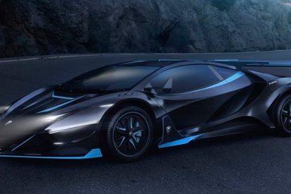 Así es el`Arcanum´el primer coche con una brutal superioridad tecnológica