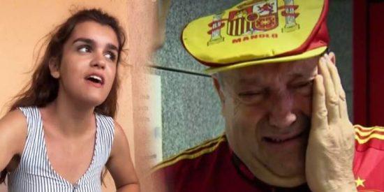 """La última mamarrachada de Amaia es el 'antihimno' del Mundial: """"Si Manolo pierde el bombo, disgusto nacional"""""""