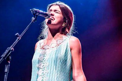 Amaia Romero triunfa en su último concierto en el Teatro Real