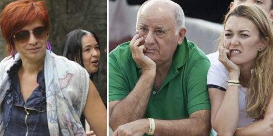 Así ha repartido Amancio Ortega su gigantesca herencia