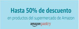 Amazon pantry descuentos