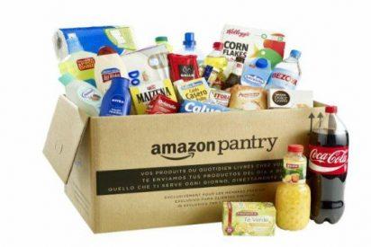 Amazon Pantry: envíos gratis comprando 5 productos de una selección
