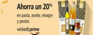 Clientes Amazon Prime hasta 20% de descuento en productos de marcas Amazon