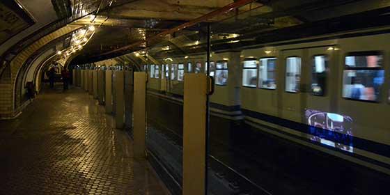 """¿Conoces la """"estación fantasma"""" de Metro de Madrid?"""