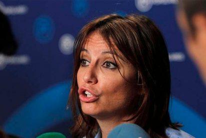 """Andrea Levy: """"Pablo Casado tiene ilusión por el futuro"""""""