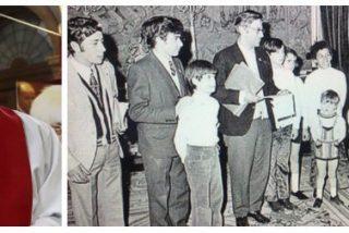 La impactante foto que hace trizas al antifranquista e impostado Padre Ángel