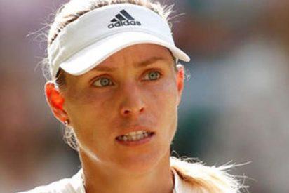 Angelique Kerber gana Wimbledon por primera vez