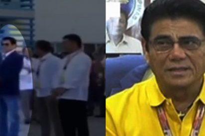 Así asesinan a este alcalde filipino durante un acto público