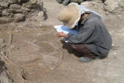 Un yacimiento de Palencia da nuevas pistas sobre la arqueología bélica