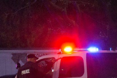 Graban un violento arresto en Texas