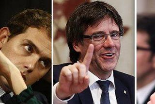 La marranada desde su escondrijo del cobarde Puigdemont al juez Llarena y a su aterrada esposa