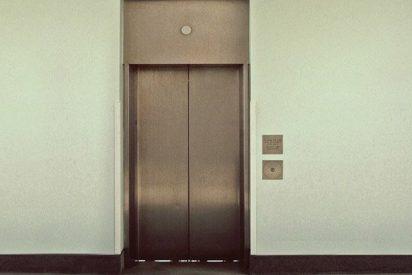 Niña se ata desde fuera a una cuerda, sube a un ascensor , lo pone en marcha y pasa esto…