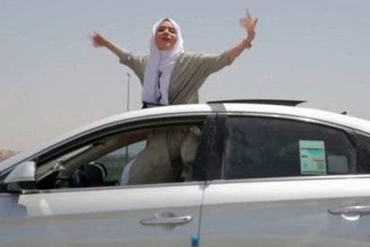 """Así es la canción viral de una rapera saudita """"Nosotras conducimos"""""""