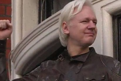 El equipo de Assange filtra que su expulsión de Embajada ecuatoriana en Londres es inminente