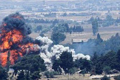 """Ataque aéreo israelí contra """"una infraestructura militar"""" en el noroeste de Siria"""