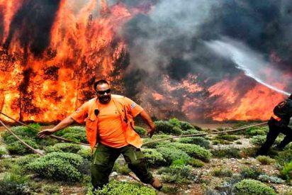 Estalla la indignacion popular contra el Gobierno de Grecia por su incompetencia frente a los letales incendios