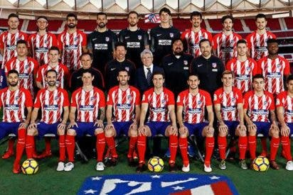 El Atlético de Madrid presenta su 2ª equipación para la temporada 2018/19, desechando el amarillo