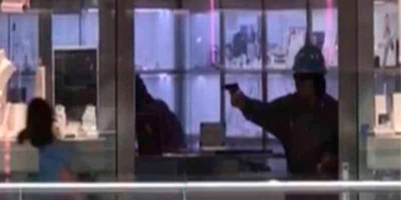 La Policía española atrapa a los 4 atracadores chilenos que asaltaron a tiros una joyería de Castelldefels